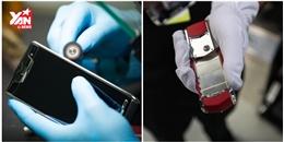 Cận cảnh xưởng sản xuất điện thoại Vertu siêu sang, siêu đắt