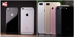Coi chừng mua lầm iPhone 7/ 7 Plus phiên bản tốc độ chậm