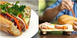 Có thể bạn chưa biết, bánh mì Sài Gòn có hơn 20 loại nhân ăn kèm