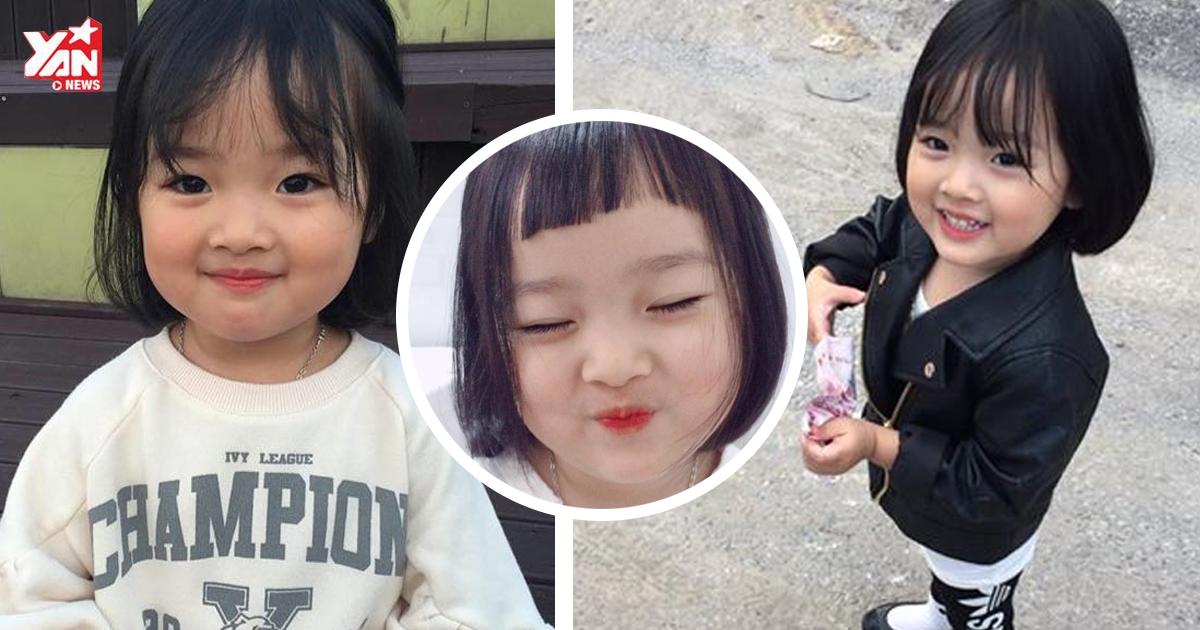 Tất tần tật về bé gái Hàn Quốc đang gây bão cộng đồng mạng
