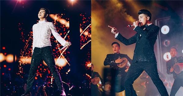 Những màn vũ đạo chất như sao Hàn của Noo trong live concert