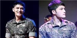 Chỉ đúng 1 tuần nữa, anh chàng siêu hot Kim Jae Joong sẽ xuất ngũ