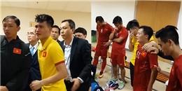 'Rưng rưng' khoảnh khắc Công Vinh và Thành Lương chia tay đội tuyển
