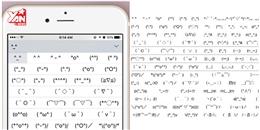 Mẹo kích hoạt emoji ẩn 'siêu dễ thương' trên iPhone