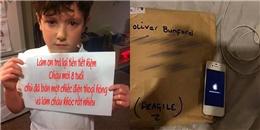 Cậu bé 8 tuổi mua nhầm iPhone hỏng và cái kết bất ngờ