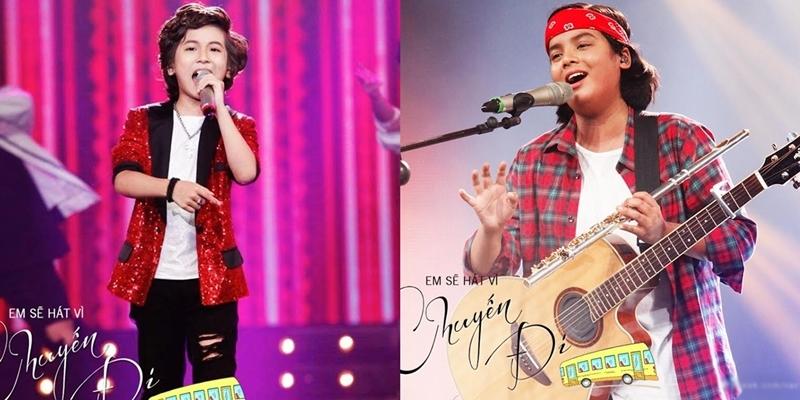 Sao nhí Vietnam Idol Kids, The Voice Kids gây sốt khi lần đầu hội ngộ