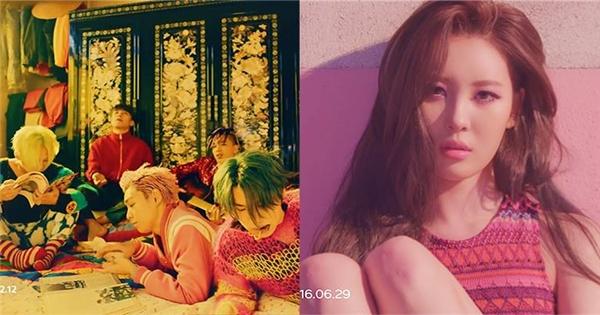 20 ca khúc Kpop khiến truyền thông Anh quốc phải mê say