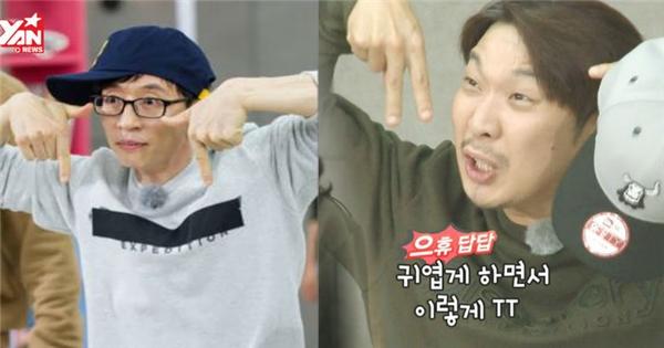 """Chết cười khi Running Man thay phiên """"phá nát"""" hit của TWICE và EXO"""