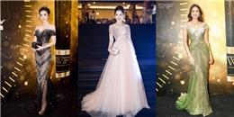 Ngắm loạt váy áo xuyên thấu đẹp mê hồn của mỹ nhân Việt tuần qua