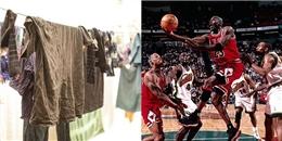 Khó tin siêu sao bóng rổ từng bán chiếc áo 'cũ' giá gần 10 triệu đồng