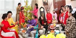 Những phong tục cổ truyền không thể thiếu trong dịp đầu năm mới