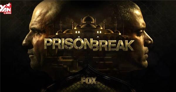 """""""Prison Break"""" tiếp tục với trailer mãn nhãn hé lộ nhiều điều"""