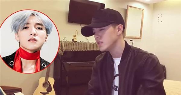 """Chàng hotboy khiến MXH dậy sóng với bản cover """"Lạc trôi"""""""