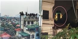 """Dân mạng xôn xao với căn nhà """"siêu độc"""" giữa lòng Hà Nội"""