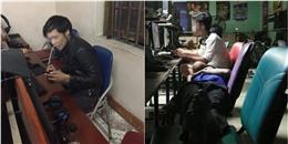 Thanh niên lầy lội 'mọc rễ' ở quán net suốt 20 ngày từ Tết đến nay