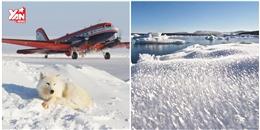 Vùng đất lạnh bậc nhất thế giới có đến 4 tháng trời tối