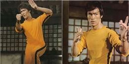 Sự thật khó tin về bộ đồ màu vàng huyền thoại của Lý Tiểu Long