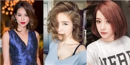 Mỹ nhân Việt đẹp 'đốn tim' với hình ảnh tóc ngắn đầy quyến rũ